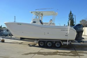 Used World Cat 295CC Center Console295CC Center Console Center Console Fishing Boat For Sale