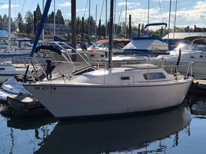 Used Us Yachts 25 Racer and Cruiser Sailboat For Sale
