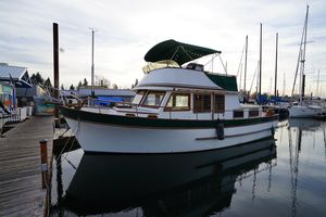 Used Marine Trader DC Motor Yacht For Sale