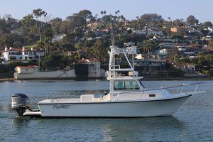 Used Parker 2320 SL Sport Cabin Pilothouse Boat For Sale