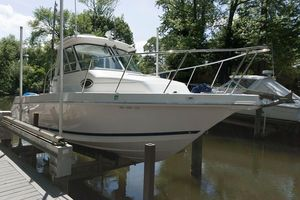 Used Pro-Line 26 XP Pilothouse Boat For Sale