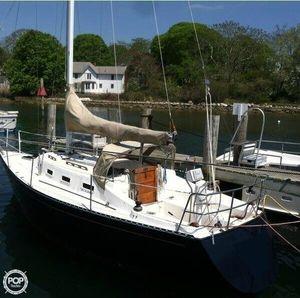 Used Tartan 28 Sloop Sailboat For Sale