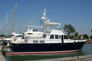 Used Kanter Sedan Flybridge Motor Yacht For Sale