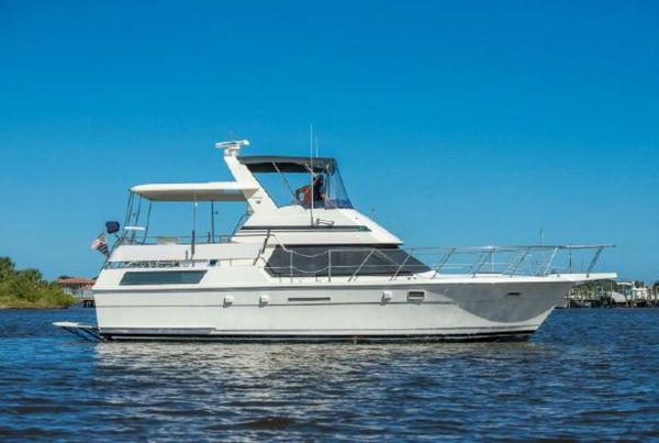 Used Hatteras 40 Double Cabin Motor Yacht For Sale