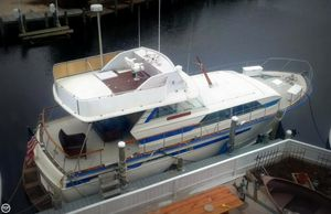 Used Chris-Craft Commander Aft Cabin Boat For Sale