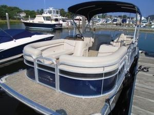 Used Bennington 24ssrx30 Pontoon Boat For Sale