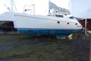 Used Manta 42 MKII Catamaran Sailboat For Sale