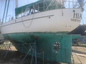 Used Westsail 43 Sloop Sailboat For Sale