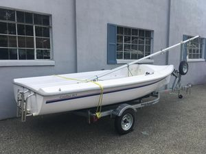 Used Catalina 16.5 Daysailer Sailboat For Sale