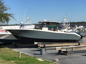 Used Key West Billistic 351 Center Console Center Console Fishing Boat For Sale