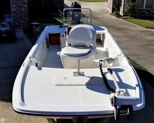 Used Mako Pro 17 Skiff Fishing Boat For Sale
