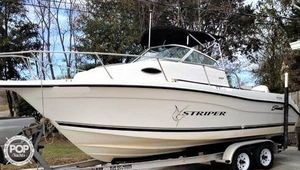 Used Seaswirl 2101 Striper Walkaround Fishing Boat For Sale