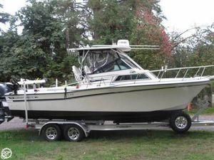 Used Grady-White 252G Sailfish Walkaround Fishing Boat For Sale