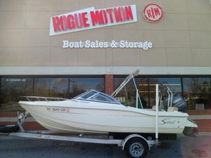Used Scout 187 Dorado High Performance Boat For Sale