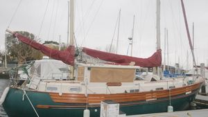Used Fisher Motorsailer Sailboat For Sale