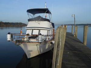 Used Albin 3636 Trawler Boat For Sale