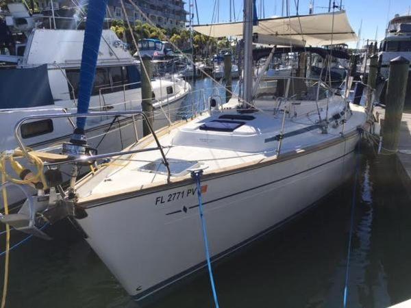 Used Bavaria 38 Ocean Center Cockpit Sailboat For Sale