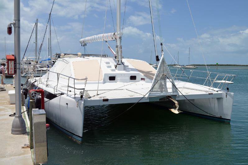 Used Custom Catamaran Sailboat For Sale
