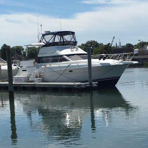 Used Silverton 41 Aft Cabin Diesel Motor Yacht For Sale