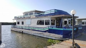 Used Pacific Boats 15 X56 House Boat For Sale