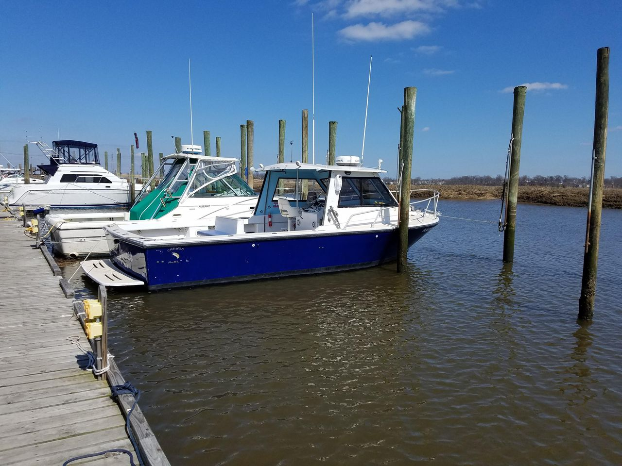 1990 Used Island Hopper Pilot House Commercial Boat For Sale
