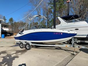 Used Sea-Doo Sport Boats 210 Challenger SE W/twr High Performance Boat For Sale