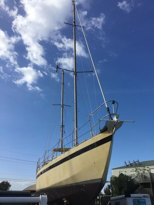 Used Bruce Roberts Offshore 44 Ketch Sailboat For Sale