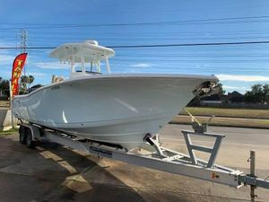 Used Tidewater 280 CC Adventure Center Console Fishing Boat For Sale