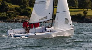 New J Boats J/70 Racer and Cruiser Sailboat For Sale