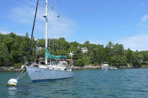 Used Cumulant 3 Sloop Sailboat For Sale