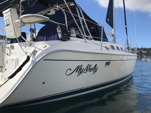 Used Hunter 49 Cruiser Sailboat For Sale