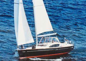 Used Jeanneau 50 Deck Salon Deck Saloon Sailboat For Sale