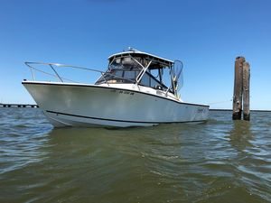 Used Carolina Classic 25 Cuddy Cabin Boat For Sale