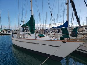 Used Tayana 52 Center Cockpit Sailboat For Sale
