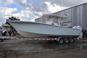 Used Palmetto 33 Center Console Fishing Boat For Sale