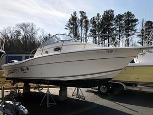 Used Sportcraft Walk 241 Cruiser Boat For Sale