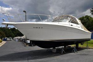 Used Sea Ray Amberjack 340 Cruiser Boat For Sale