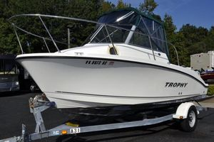 Used Trophy 1952 Cruiser Boat For Sale