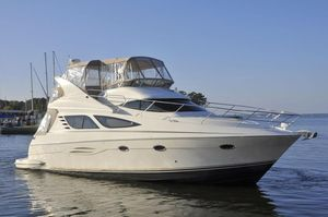 Used Silverton 43 Sport Bridge Motor Yacht For Sale