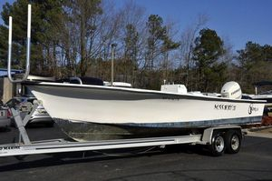 Used C-Hawk Boats 25 C/C Center Console Fishing Boat For Sale