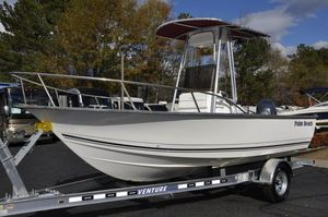 Used Palm Beach 195cc Center Console Fishing Boat For Sale