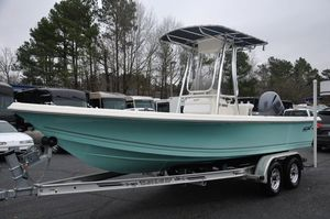 Used Bulls Bay 2200 Center Console Fishing Boat For Sale