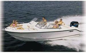 Used Mako 195 Dual Console Cruiser Boat For Sale