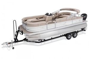 Used Sun Tracker PB 22 XP3 BLACK WOVENPB 22 XP3 BLACK WOVEN Pontoon Boat For Sale