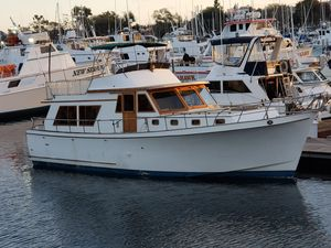 Used Chb Pilot House Motor Yacht For Sale