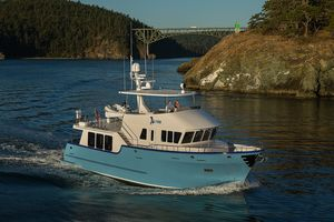 Used Northern Marine Expedition Motor Yacht For Sale