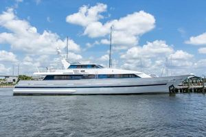 Used Royal Huisman Pilothouse Motoryacht Motor Yacht For Sale