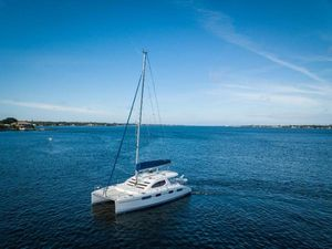 Used Leopard Catamaran Sailboat For Sale