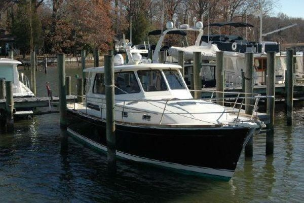 Used Sabre 38 Hardtop Express Downeast Fishing Boat For Sale