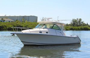 Used Pursuit 345 Offshore Saltwater Fishing Boat For Sale
